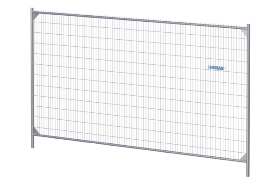 3D M800 Cityfence RAL 9010