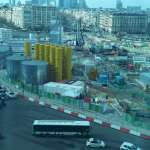 Beveiliging van Grand Paris project Porte Maillot